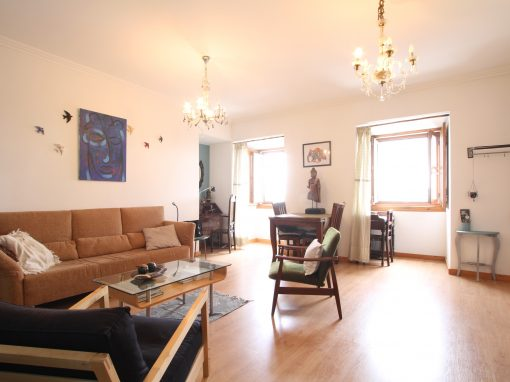 River View Very Central & Spacious 1 bed