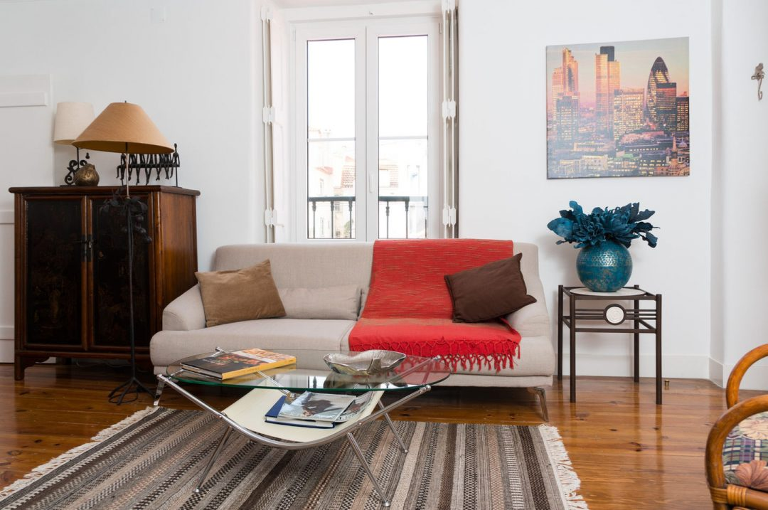 Stylish Lisbon Apartment in Alfama