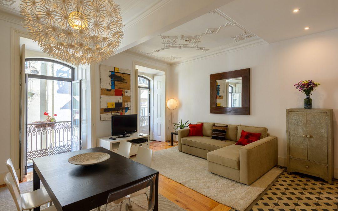 Beautiful apartment in Bairro Alto -Quite