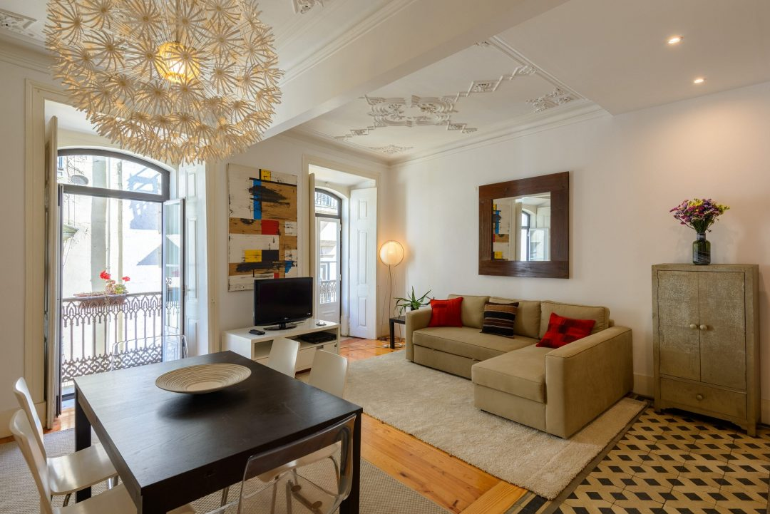 Beautiful apartment in Bairro Alto -Quite