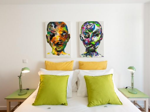 Modern Apartment is Lisbon's Favourite Neighbourhood