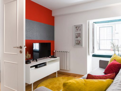Contemporary Apartment in Chiado 1
